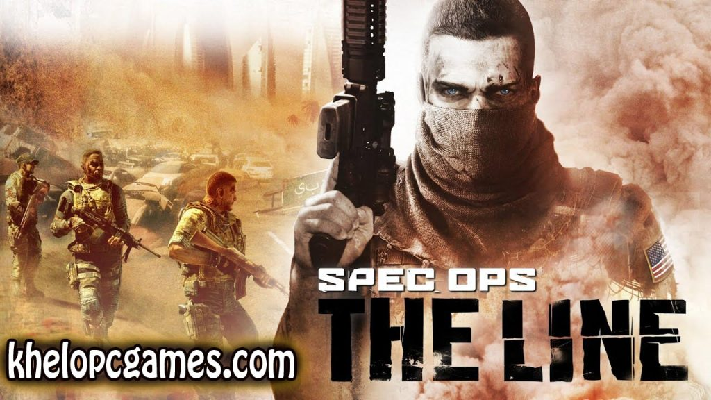 Spec Ops: The Line PC Game Torrent + Codex Free Download