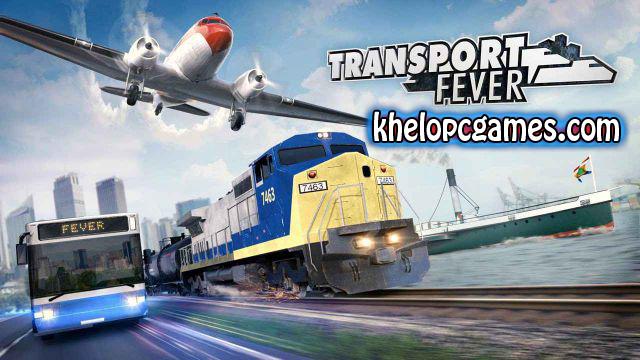 Transport Fever PC Game + Torrent Free Download (Build 18381)