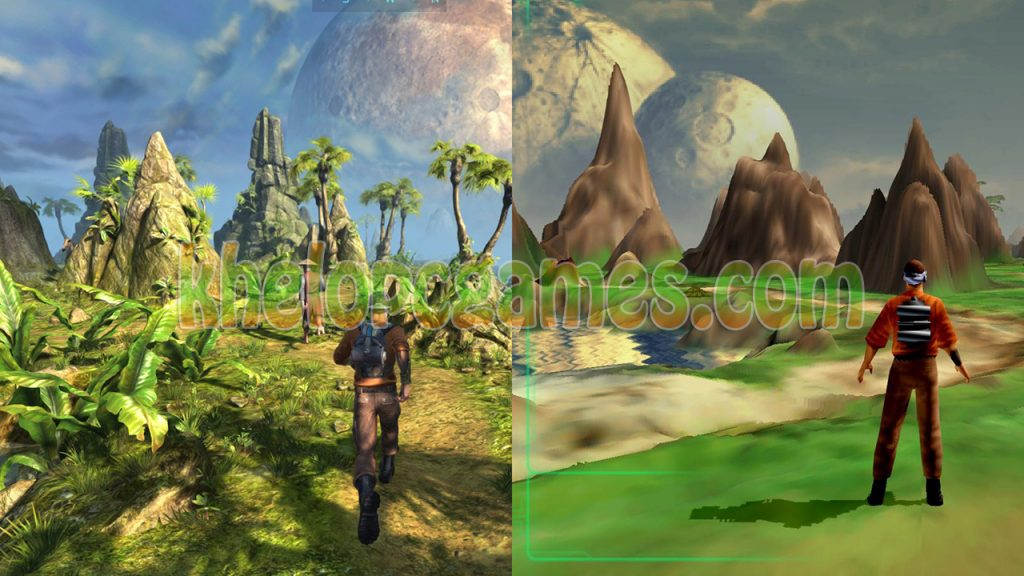 Outcast Second Contact Free Download (Completed)