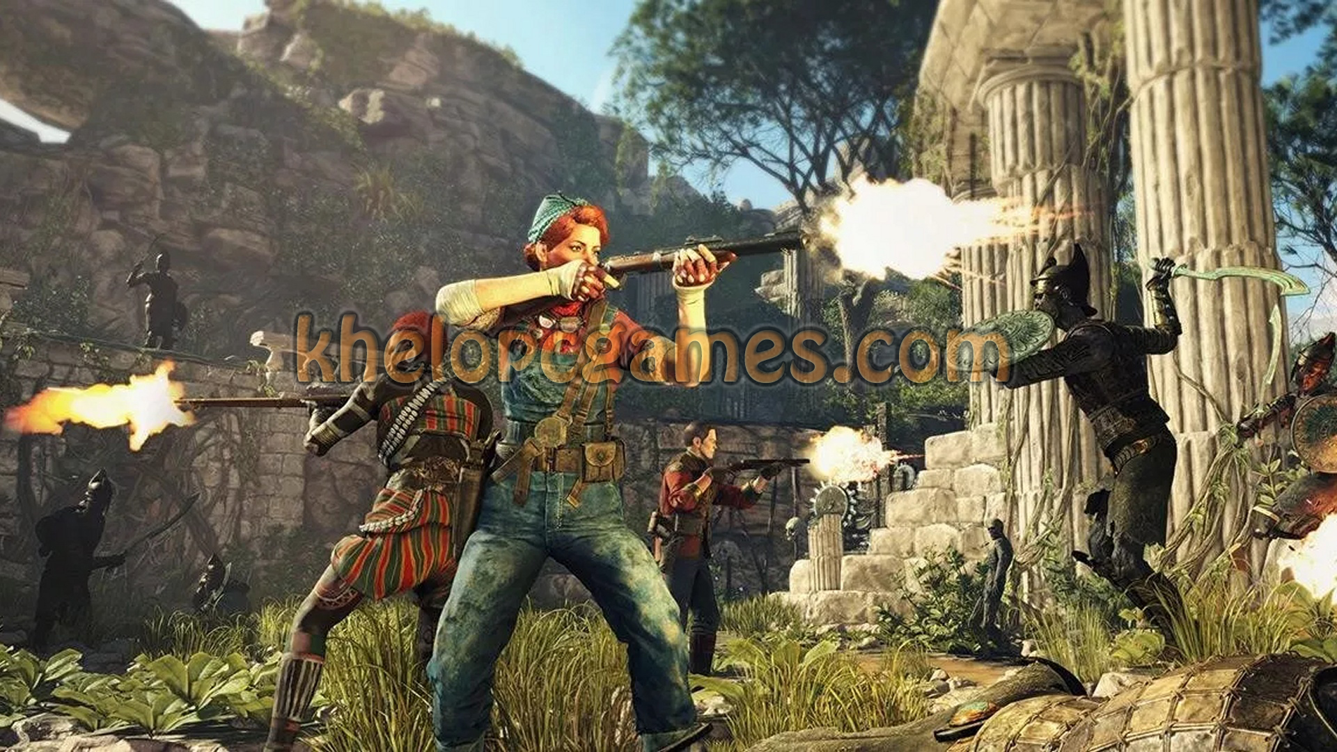 Strange Brigade Free Download (complete)