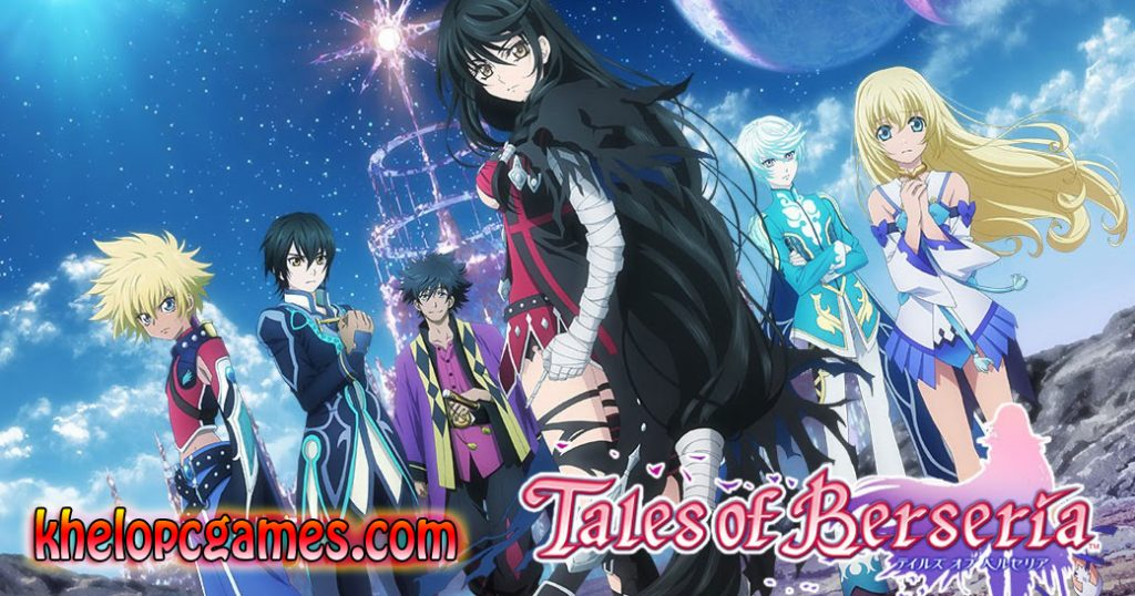 Tales of Berseria CODEX PC Game + Torrent Free Download