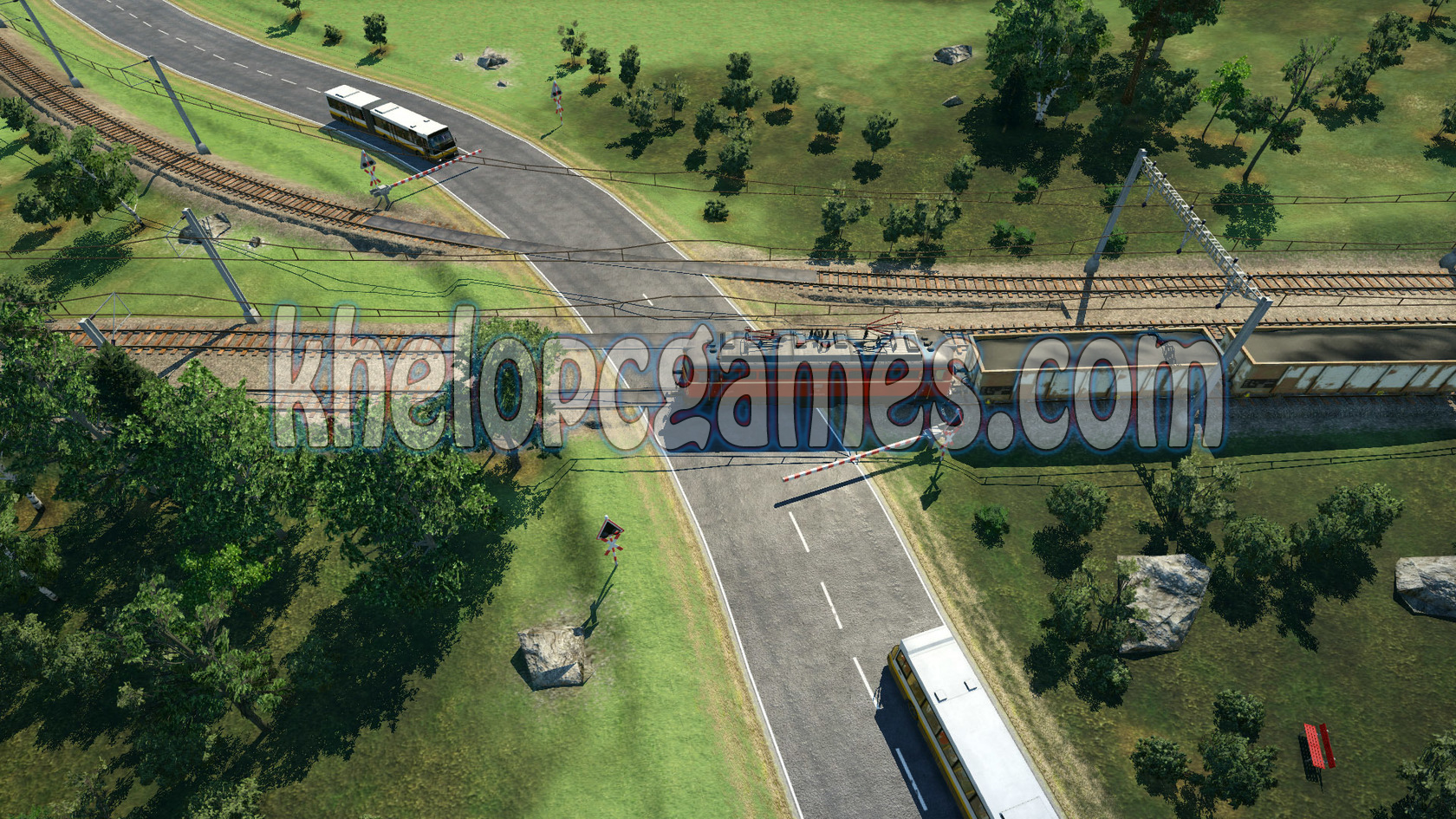 Transport Fever Free Download (Build 18381) (Complete)
