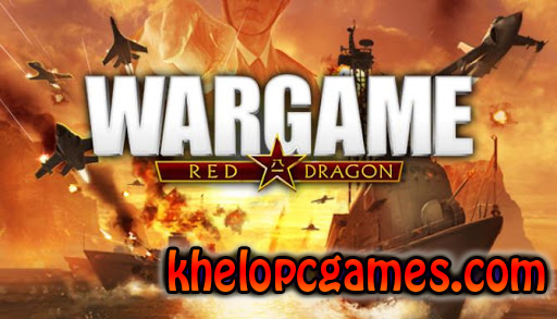Wargame: Red Dragon Double Nation Pack REDS PC Game + Torrent Free Download