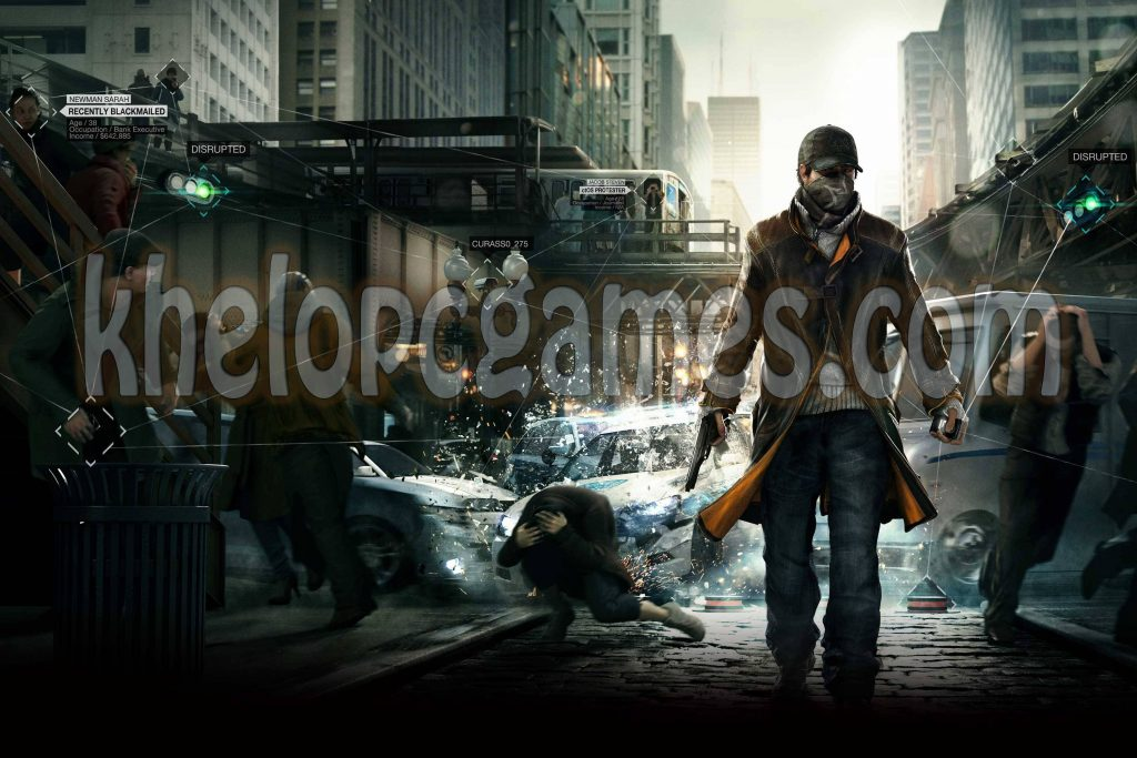 Watch_Dogs Complete Edition Free Download ( Complete )