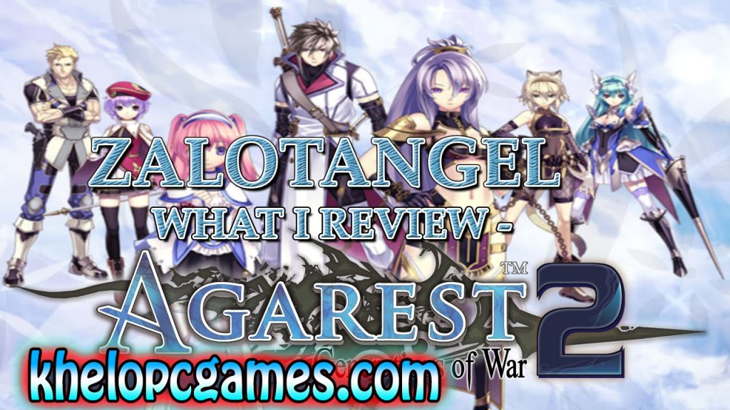 Agarest: Generations of War 2 PC Game + Torrent Free Download