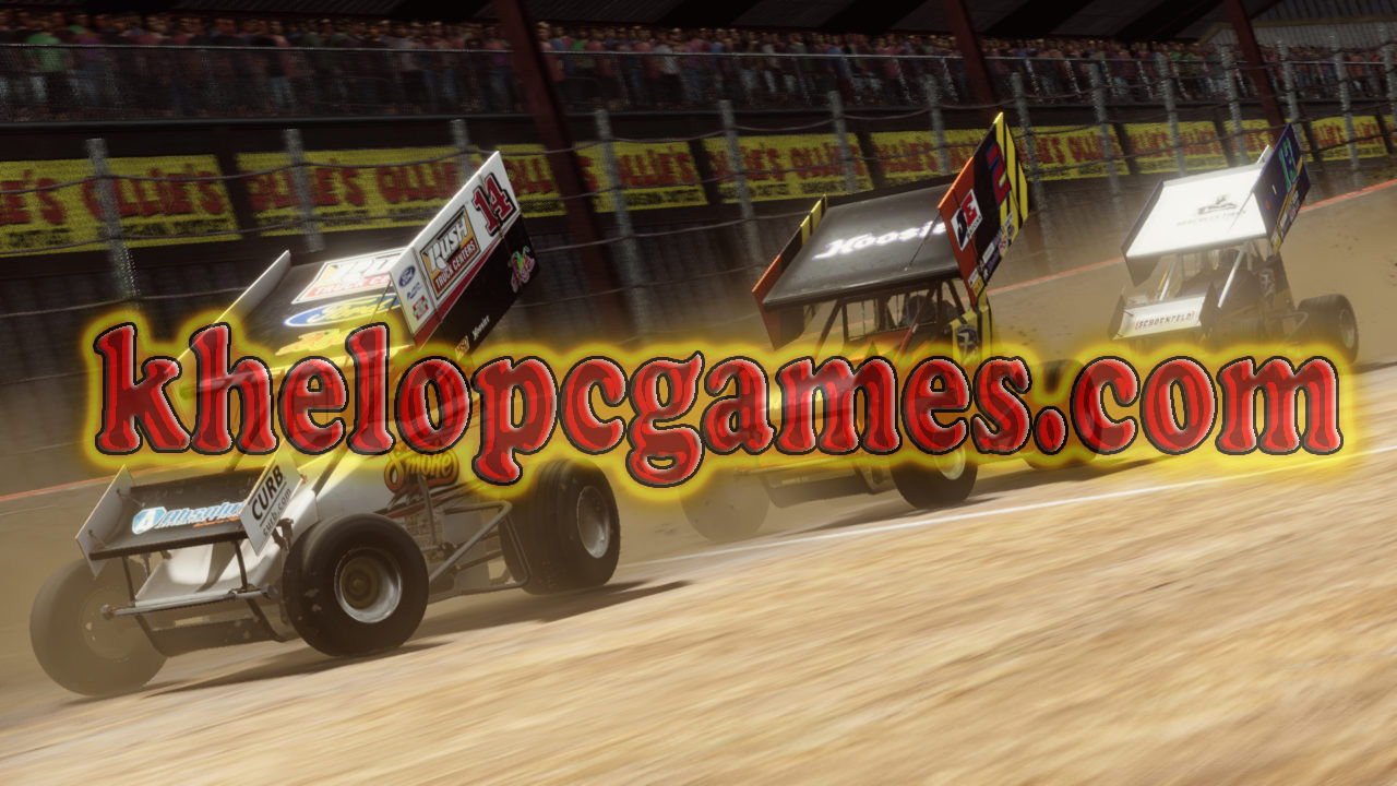 Tony Stewart's Sprint Car Racing Pc Game Full Setup Free Download