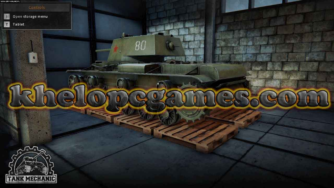 Tank Mechanic Simulator Pc Game Full Version 2020 Free Download