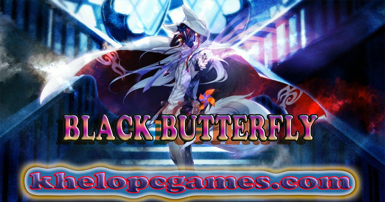Black Butterfly PC Game + Torrent Free Download Full Version