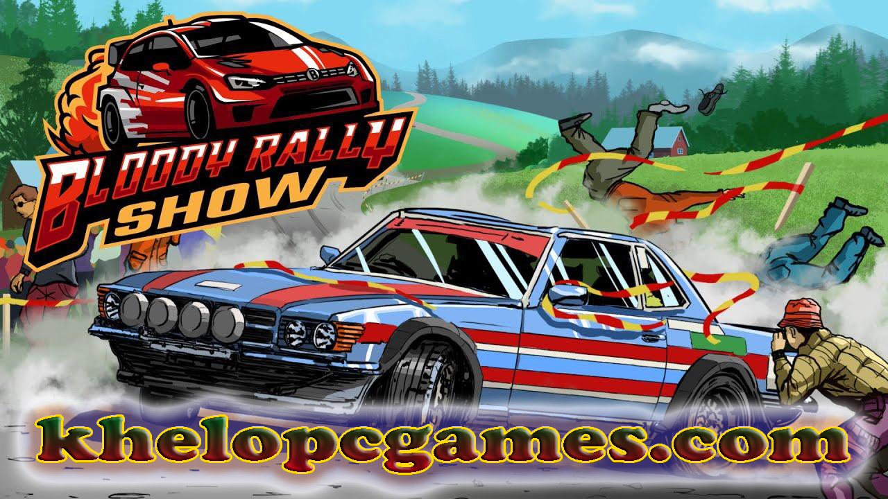 Bloody Rally Show PC Game + Torrent Full Version Free Download