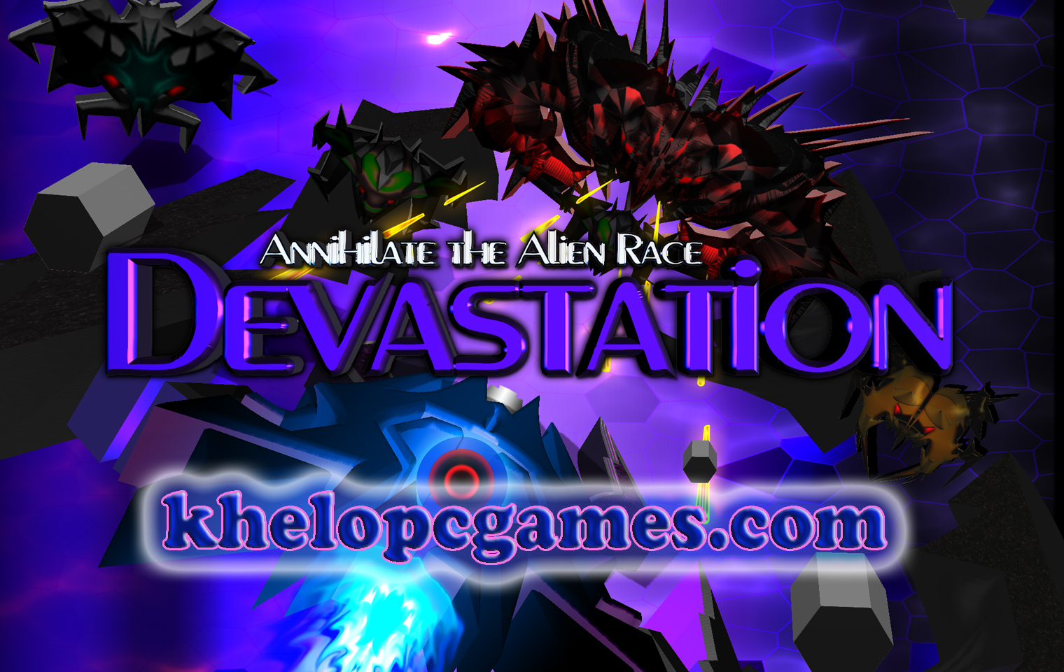 Devastation – Annihilate the Alien Race PC Game + Torrent Free Download