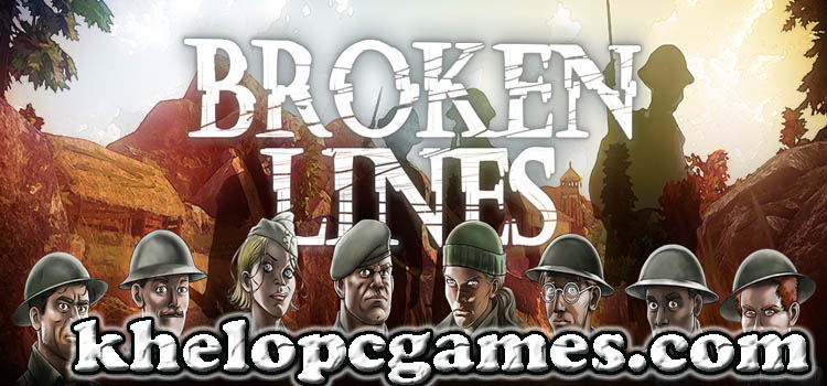 Broken Lines Highly Compressed PC Game + Torrent Free Download