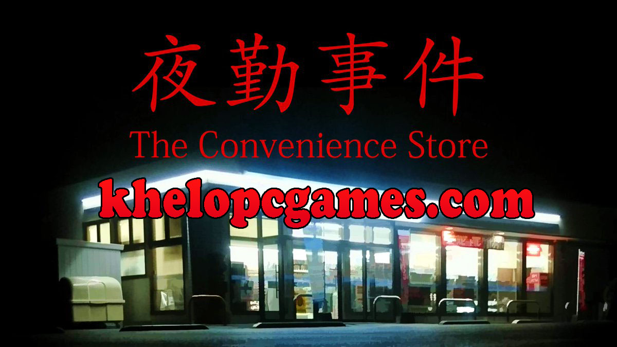 The Convenience Store PC Game + Torrent Full Setup Free Download