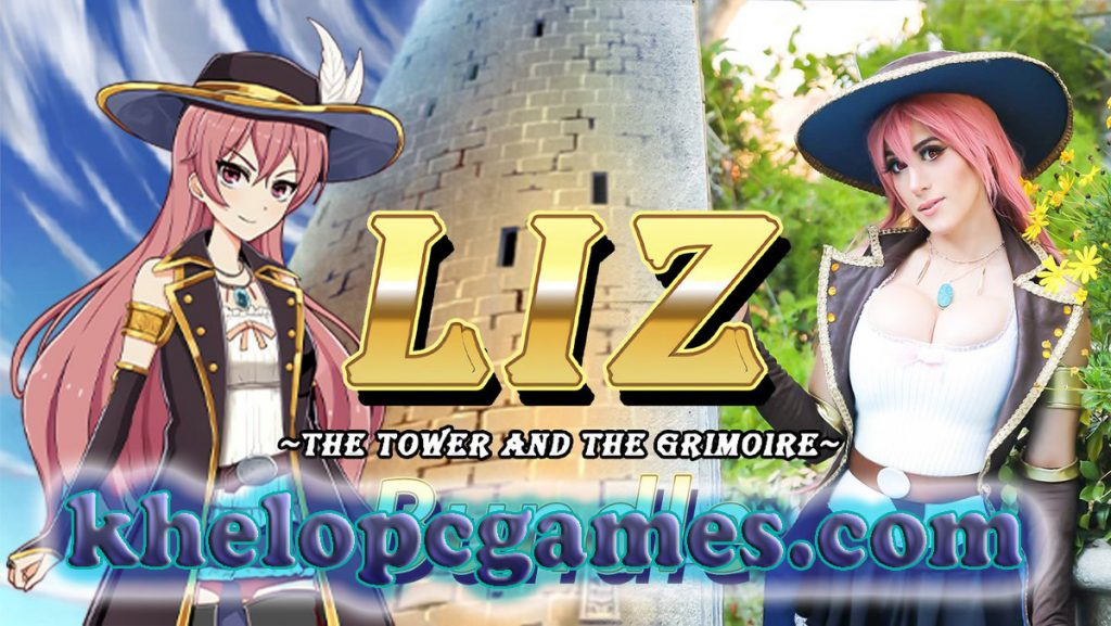 Liz ~The Tower and the Grimoire~CODEX PC Game + Torrent Free Download
