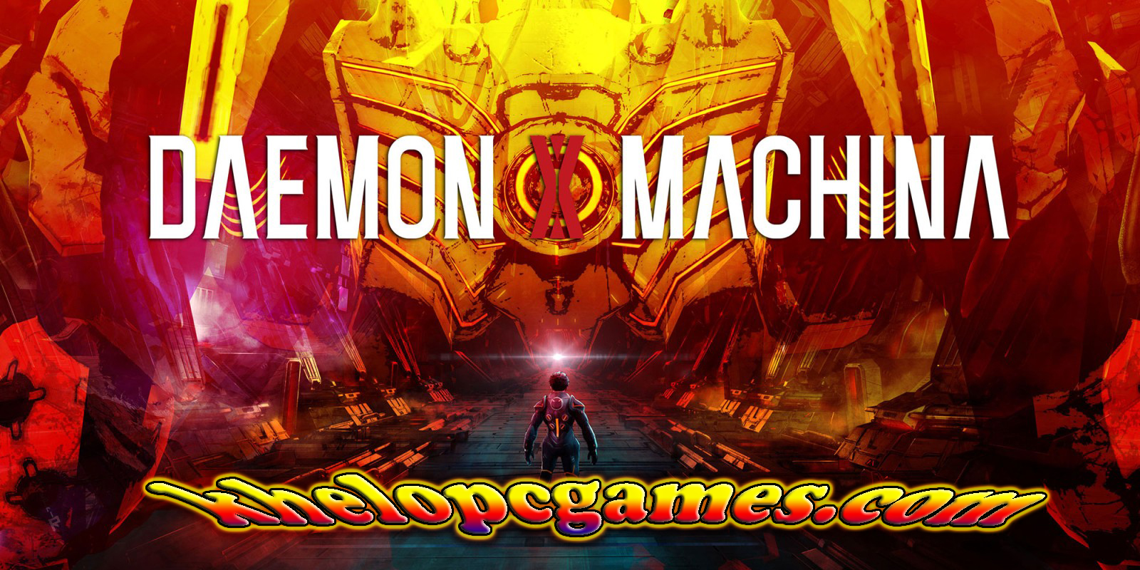 DAEMON X MACHINA PC Game + Torrent Free Download