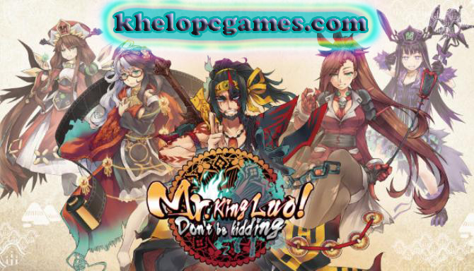 Mr.King Luo! Don't be kidding PC Game + Torrent Free Download