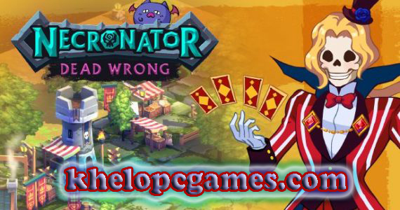 Necronator: Dead Wrong PC Game + Torrent Full Version Free Download