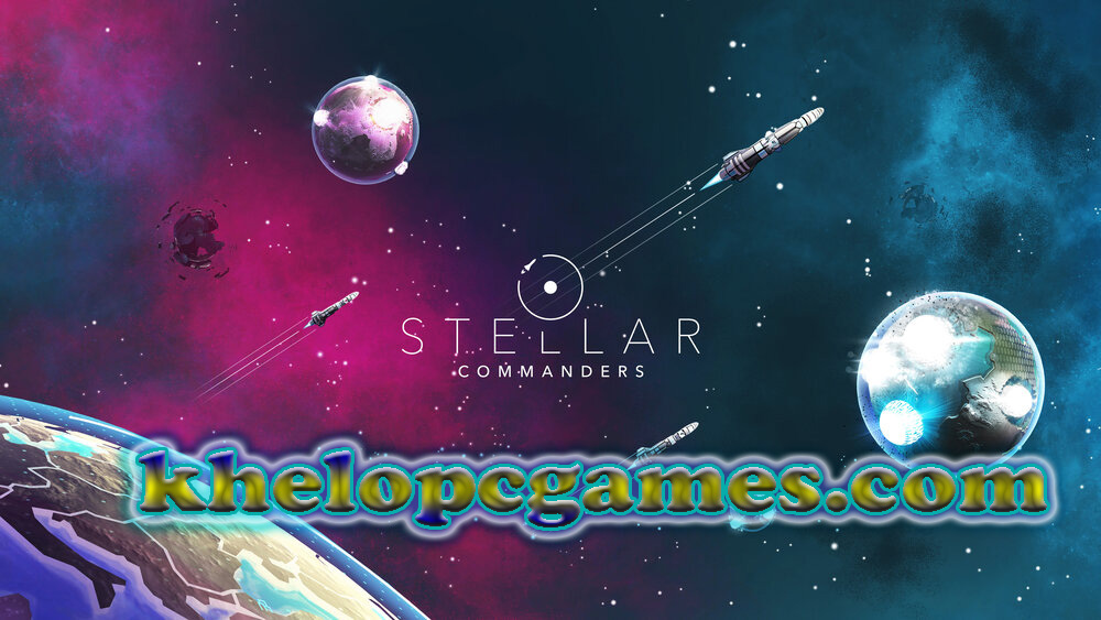 Stellar Commanders Highly Compressed PC Game + Torrent Free Download