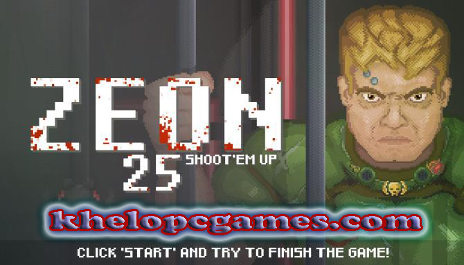 Zeon 25 PC Game + Torrent Full Setup Free Download