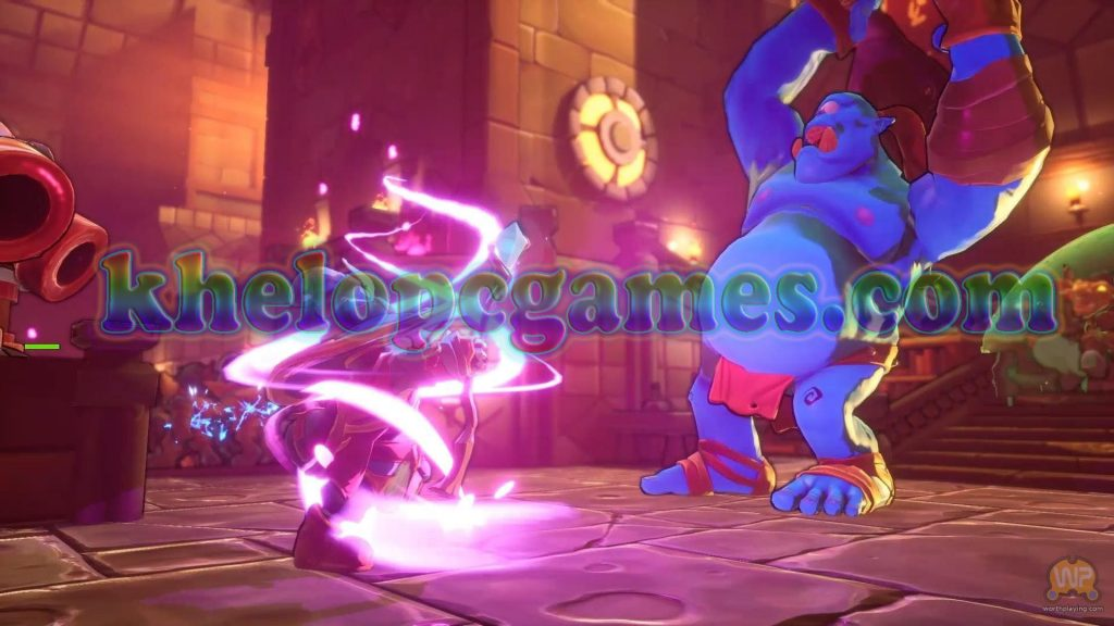 Dungeon Defenders: Awakened CODEX Pc Game Free Download