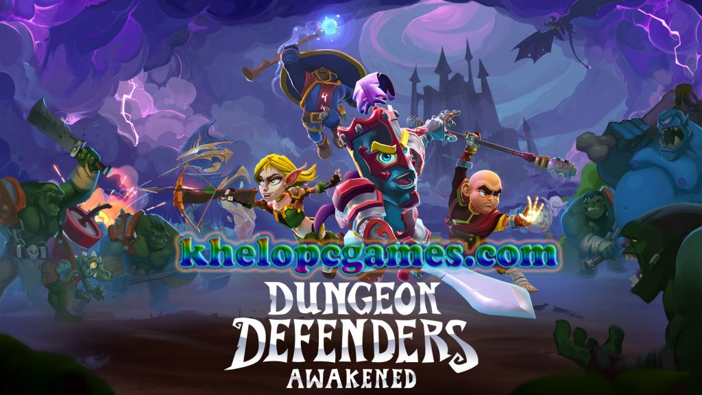 Dungeon Defenders: Awakened CODEX PC Game + Torrent Free Download
