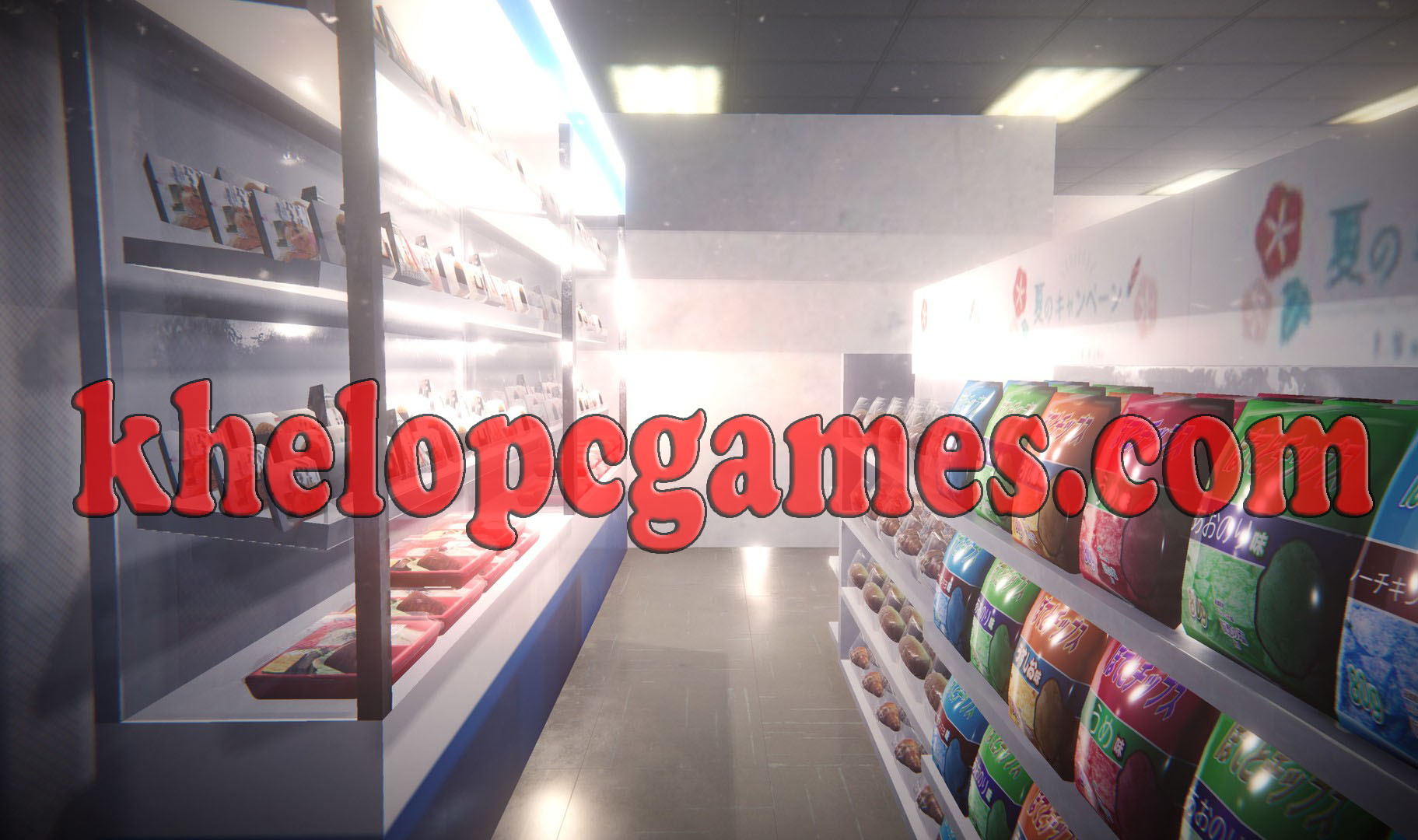 The Convenience Store | 夜勤事件 Pc Game Full Setup Free Download