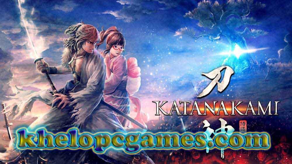 KATANA KAMI: A Way of the Samurai Story PC Game + Torrent Free Download