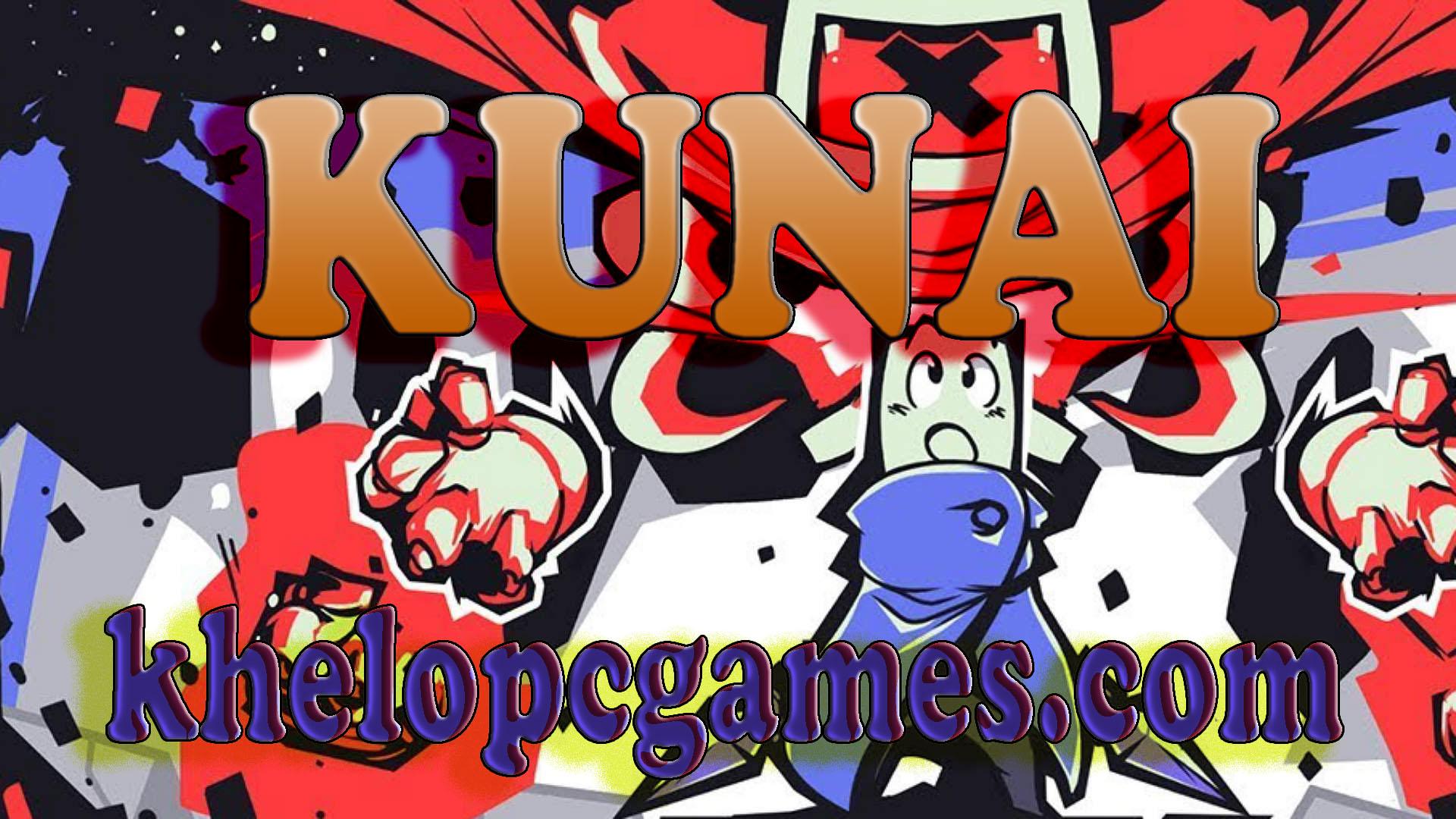 KUNAI PC Game + Torrent Free Download Full Version