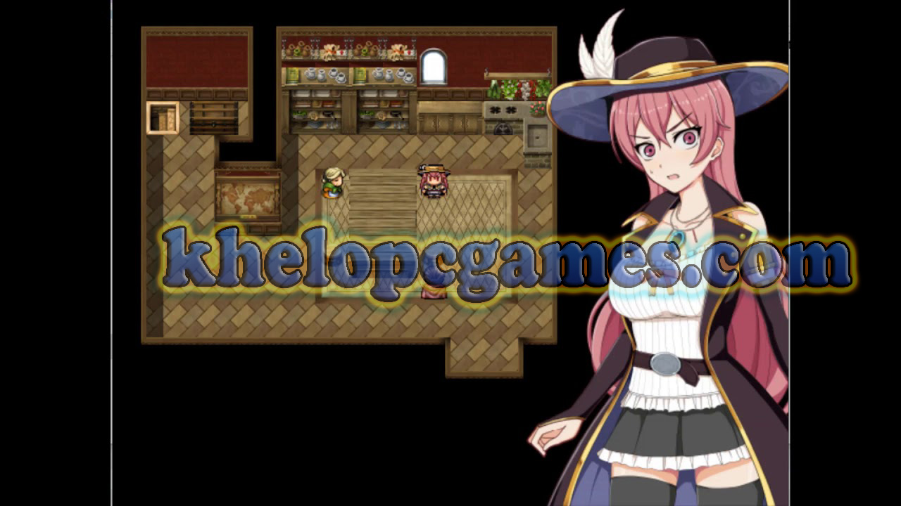 Liz ~The Tower and the Grimoire~CODEX Pc Game Free Download