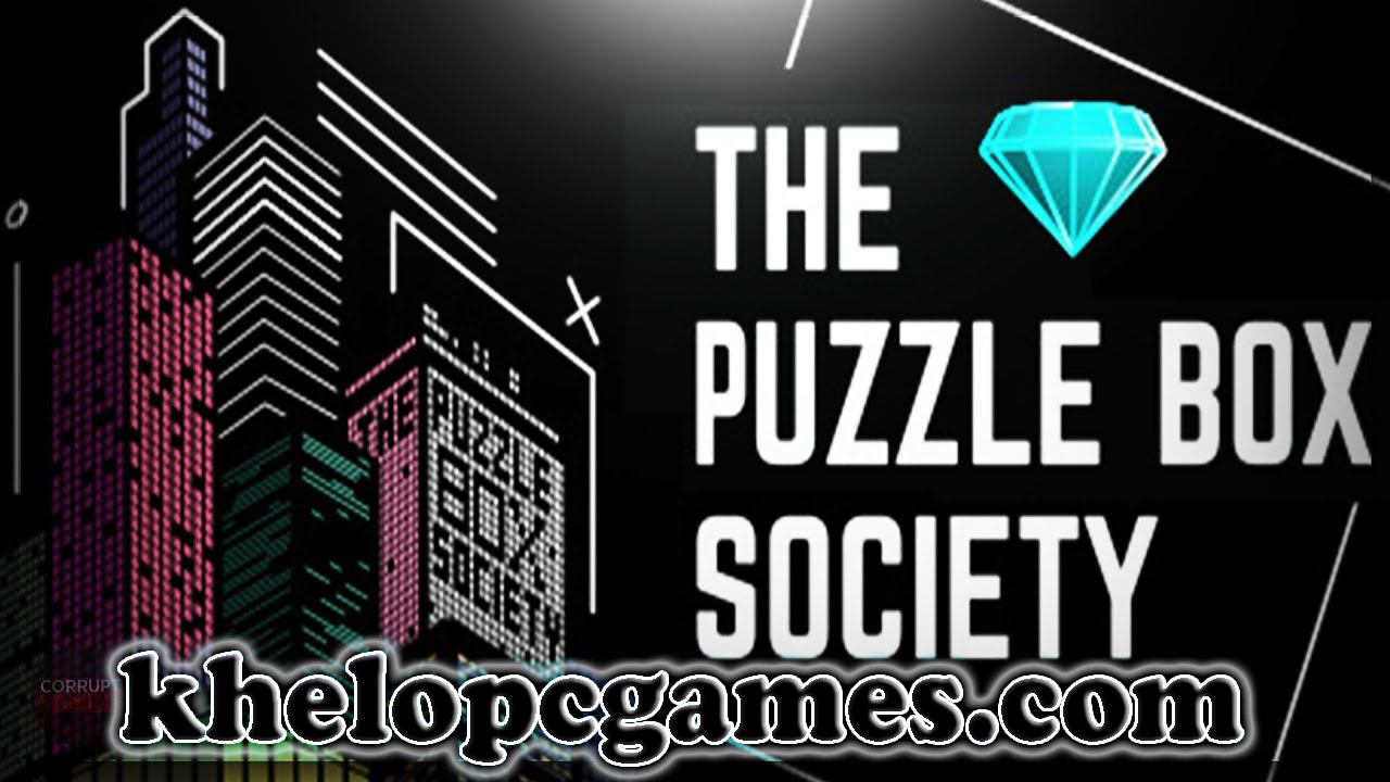The Puzzle Box Society PC Game + Torrent Free Download Full  Version