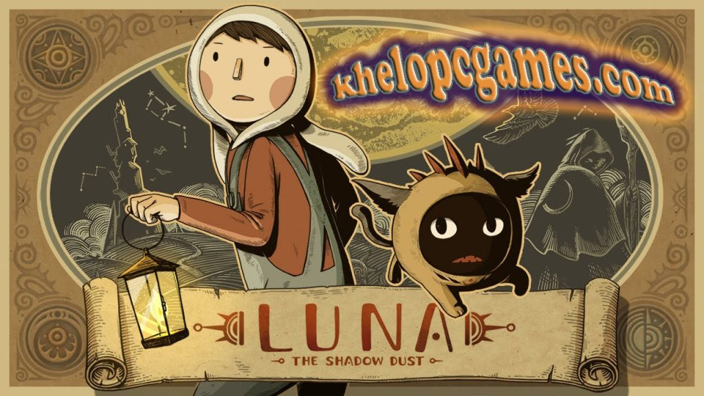 LUNA The Shadow Dust PC Game + Torrent Free Download