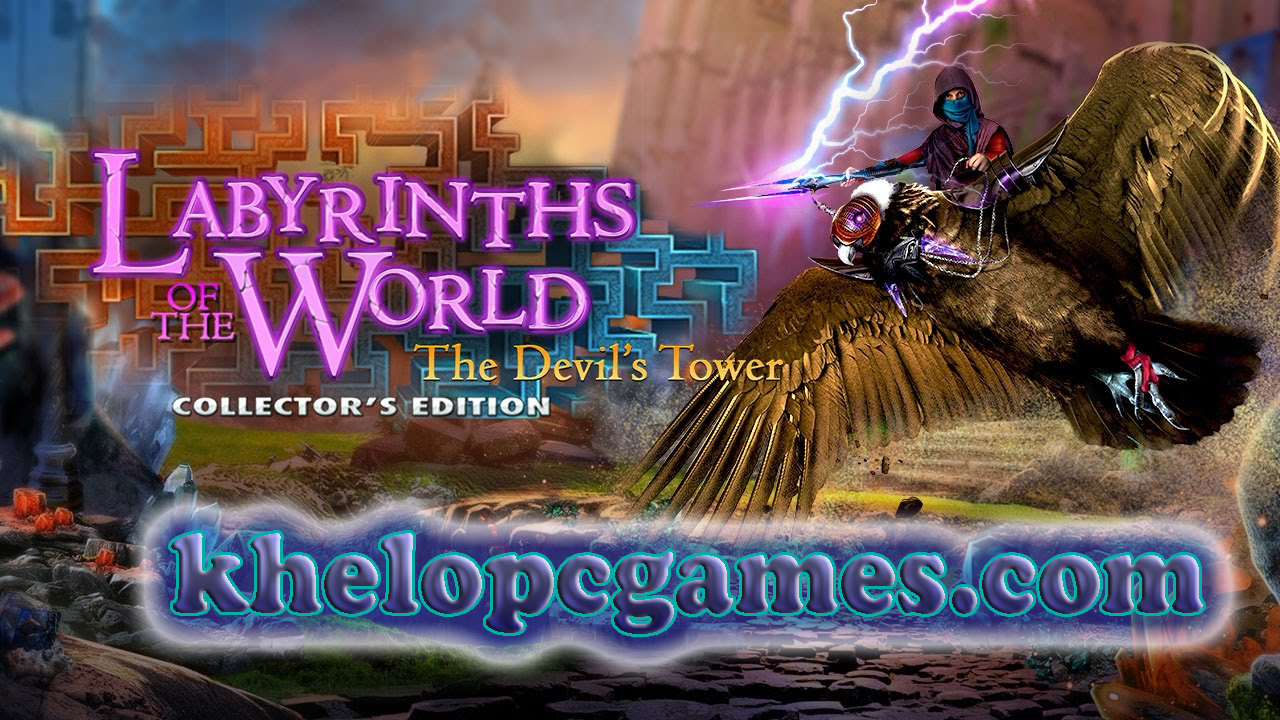 Labyrinths of the World: The Wild Side Collector's Edition PC Game + Torrent Free Download