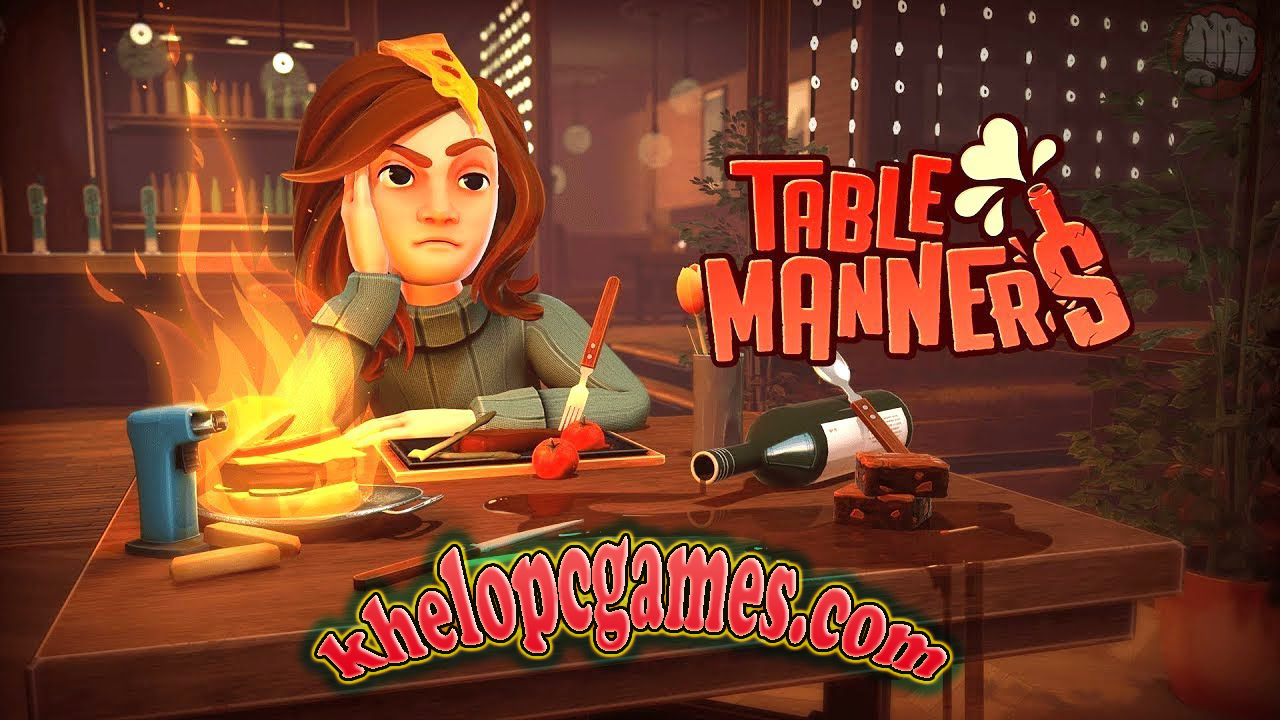 Table Manners: Physics-Based Dating PC Game + Torrent Free Download