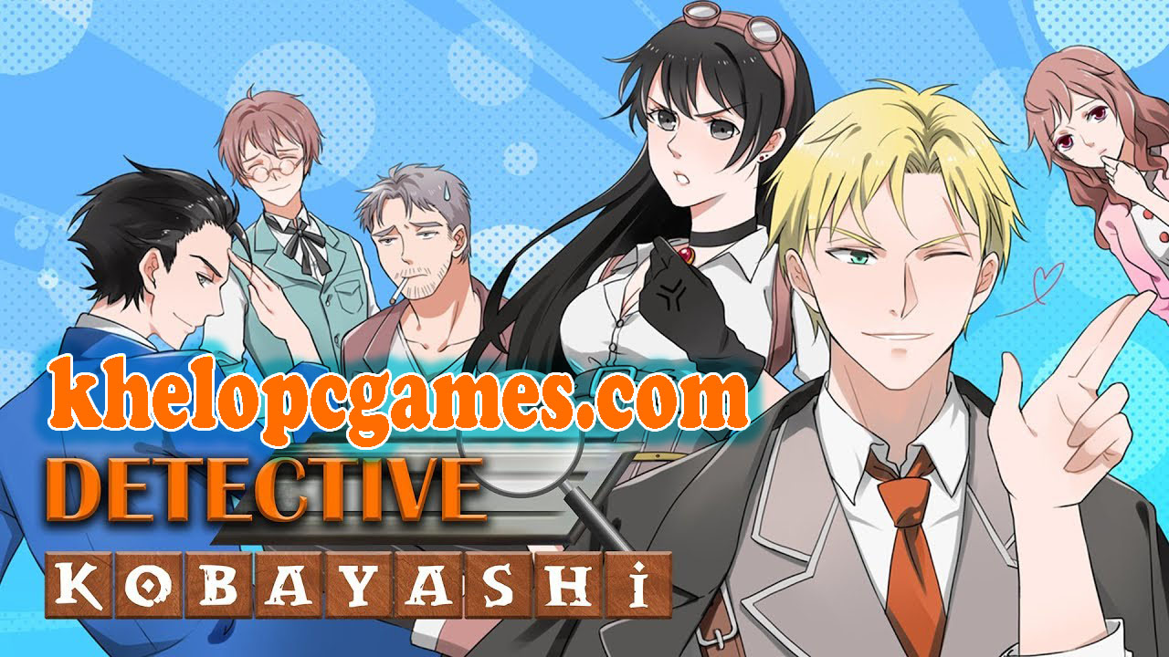 Detective Kobayashi – A Visual Novel PC Game + Torrent Free Download