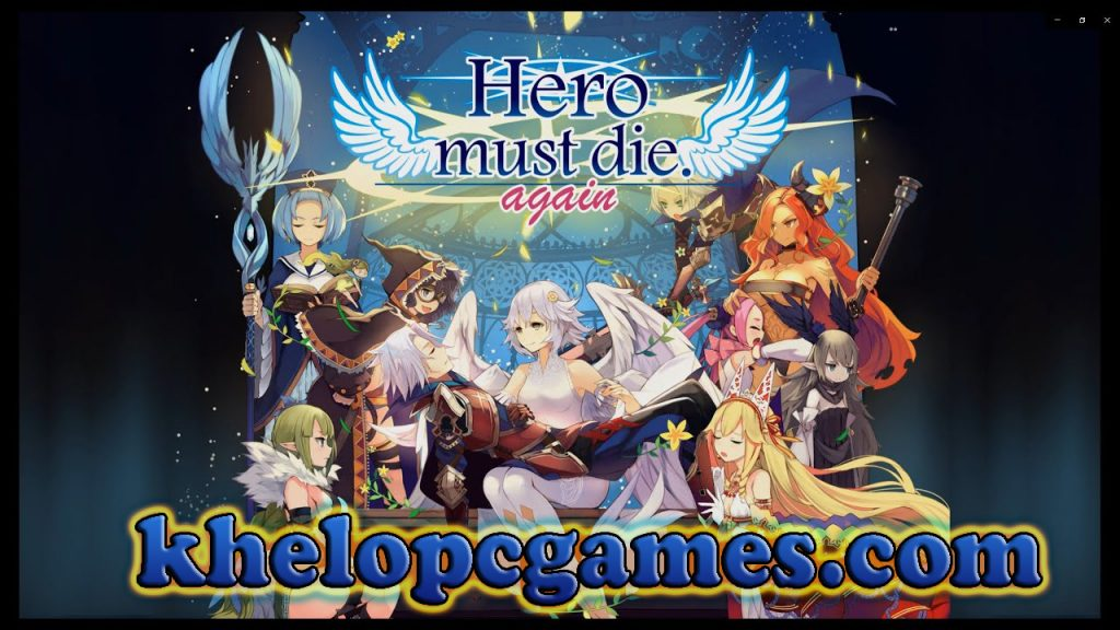 Hero must die. again PC Game + Torrent Free Download Full Version