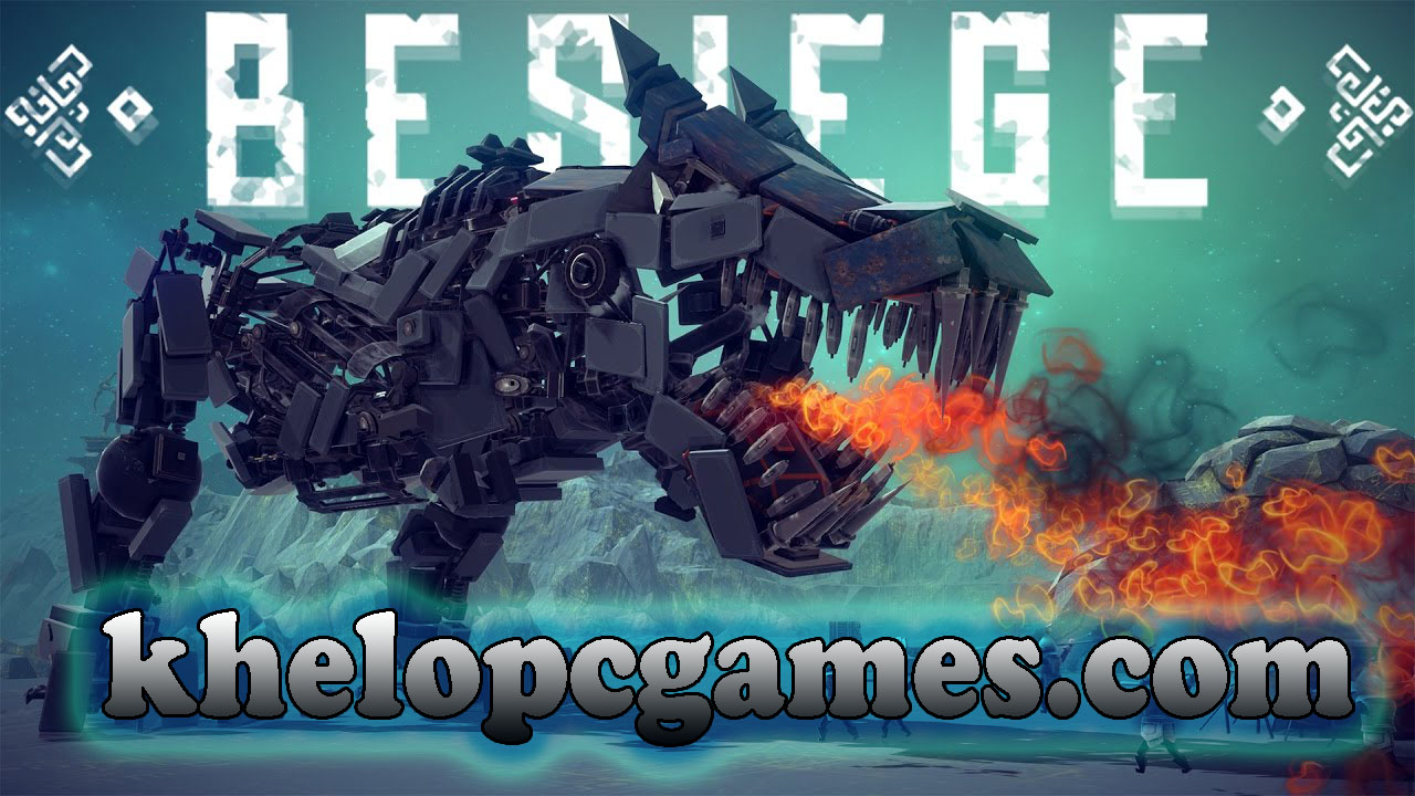 Besiege PC Game + Torrent Free Download Full Version