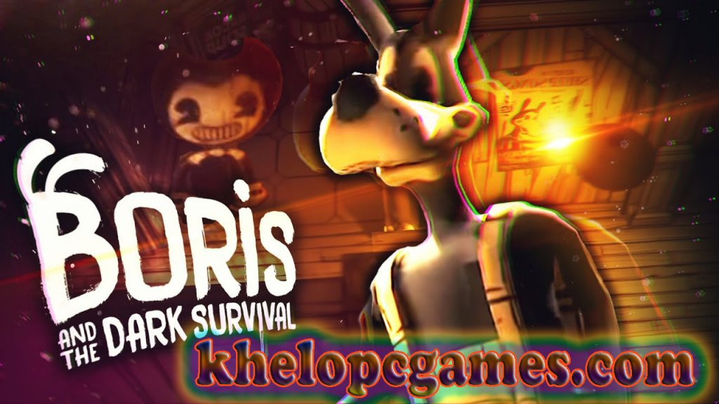 Boris and the Dark Survival PC Game + Torrent Free Download