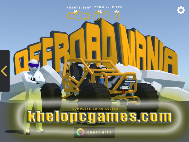 Offroad Mania PC Game + Torrent Free Download Full Version