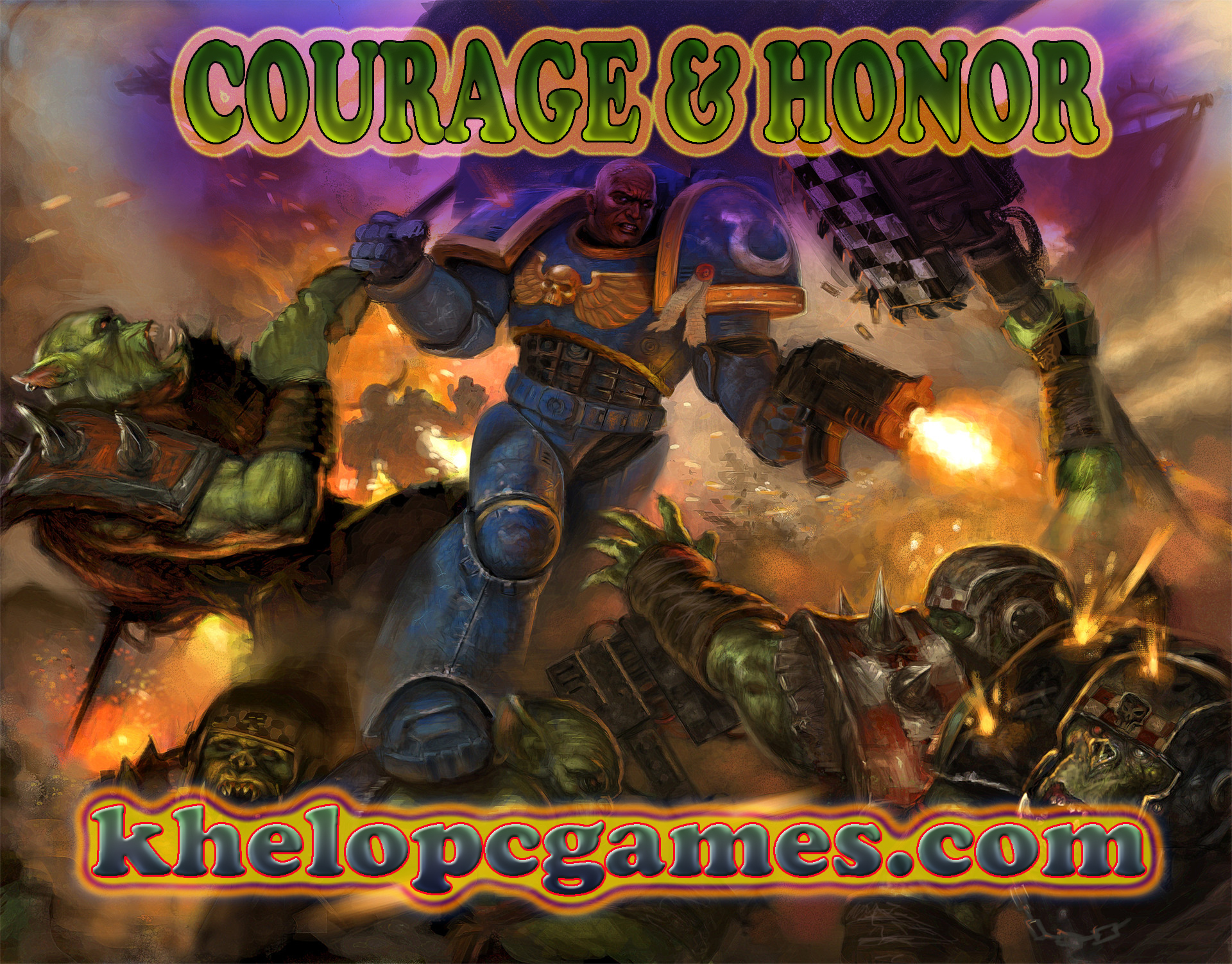 Courage and Honor PC Game + Torrent  Free Download Full Version