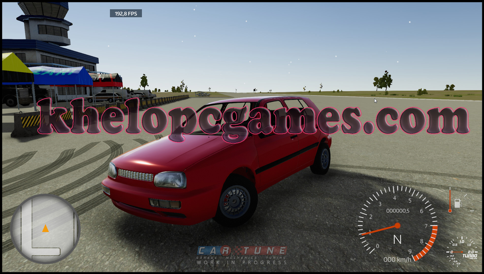 CAR TUNE: Project Highly Compressed Full Setup Game Free Download