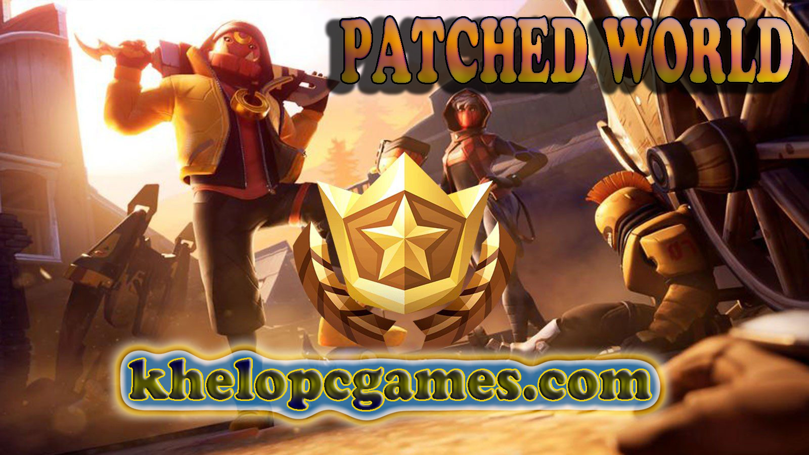 Patched world PC Game + Torrent Free Download Full Version