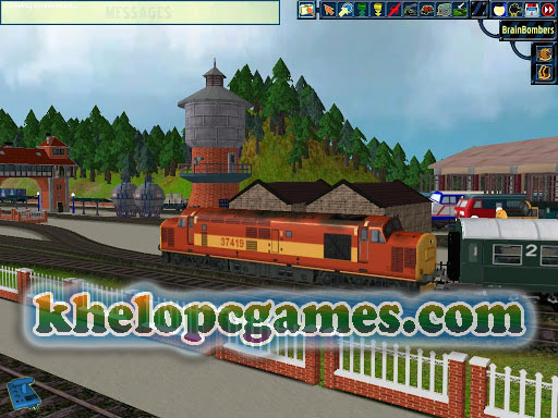 Rule the Rail! Game For Pc Full Version Free Download