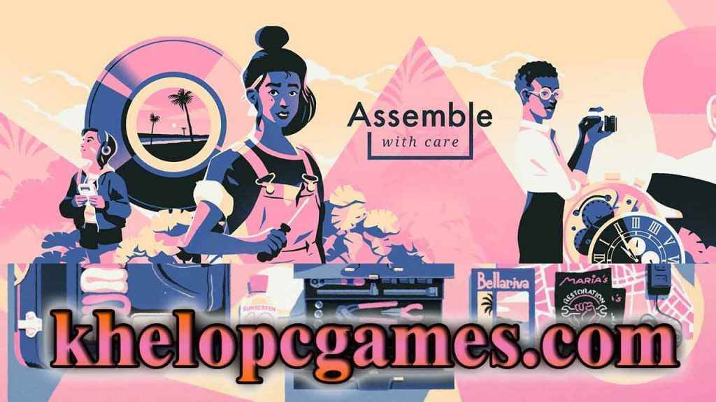 Assemble with Care PLAZA PC Game + Torrent Free Download