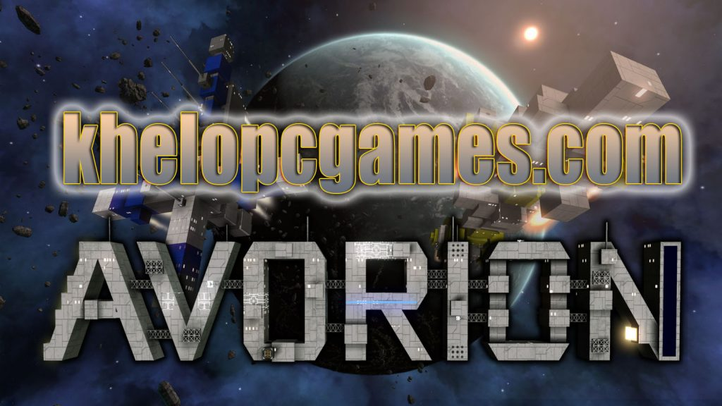 Avorion Highly Compressed PC Game + Torrent Free Download
