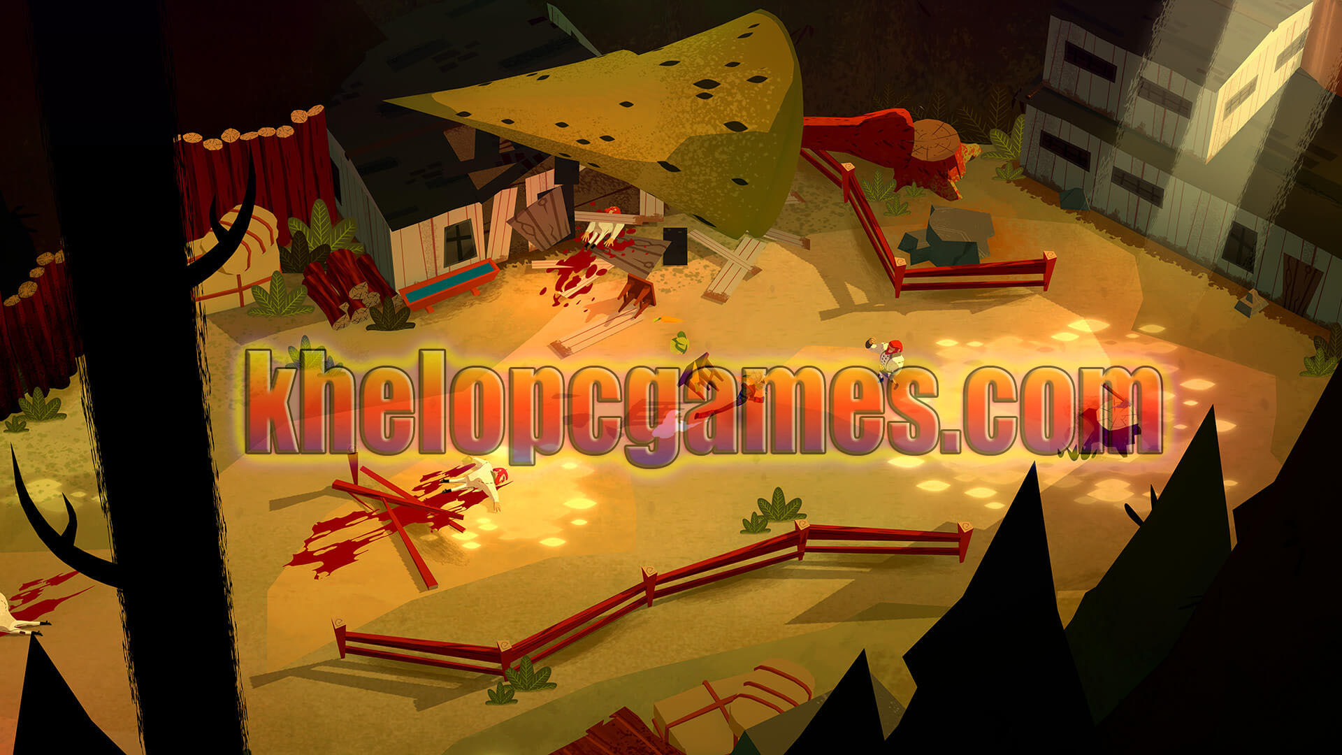 Bloodroots Plaza Pc Game 2020 Free Download