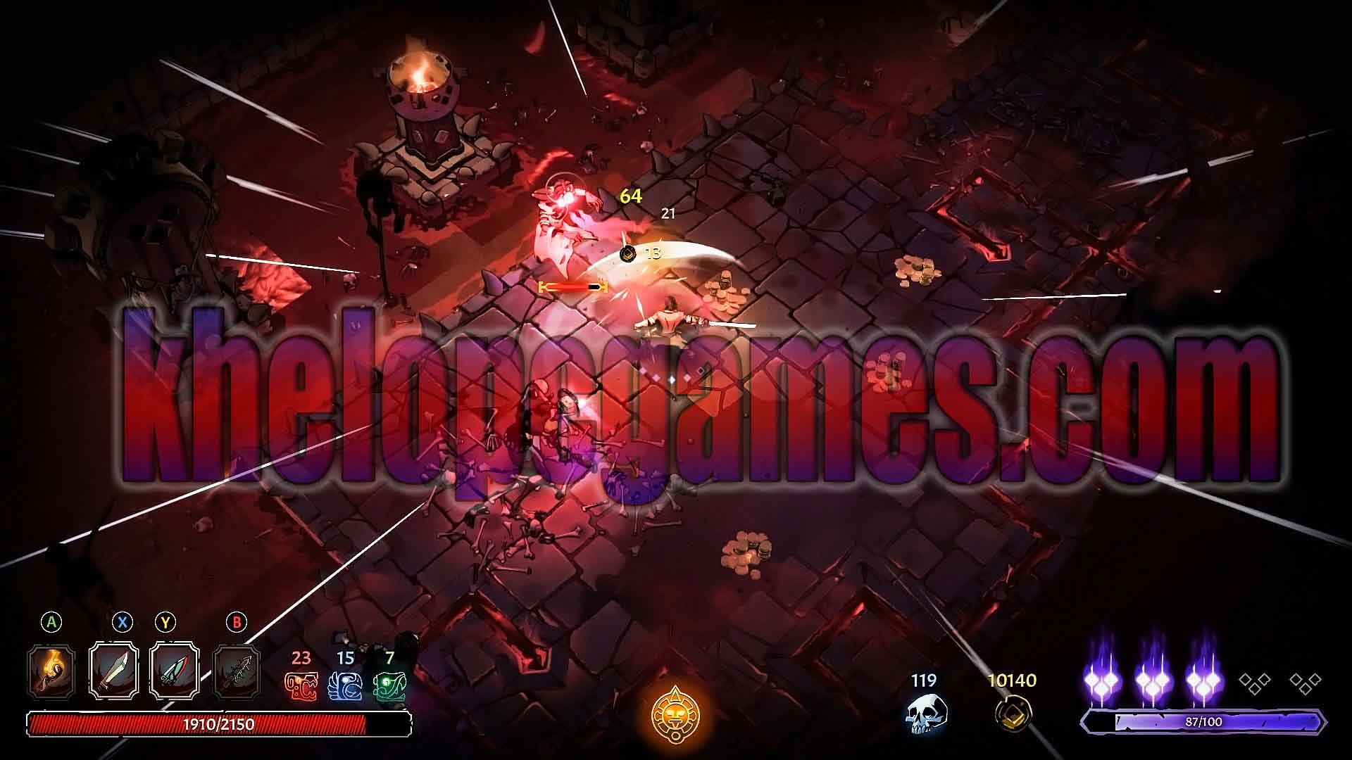 Curse of the Dead Gods Pc Game 2020 Free Download