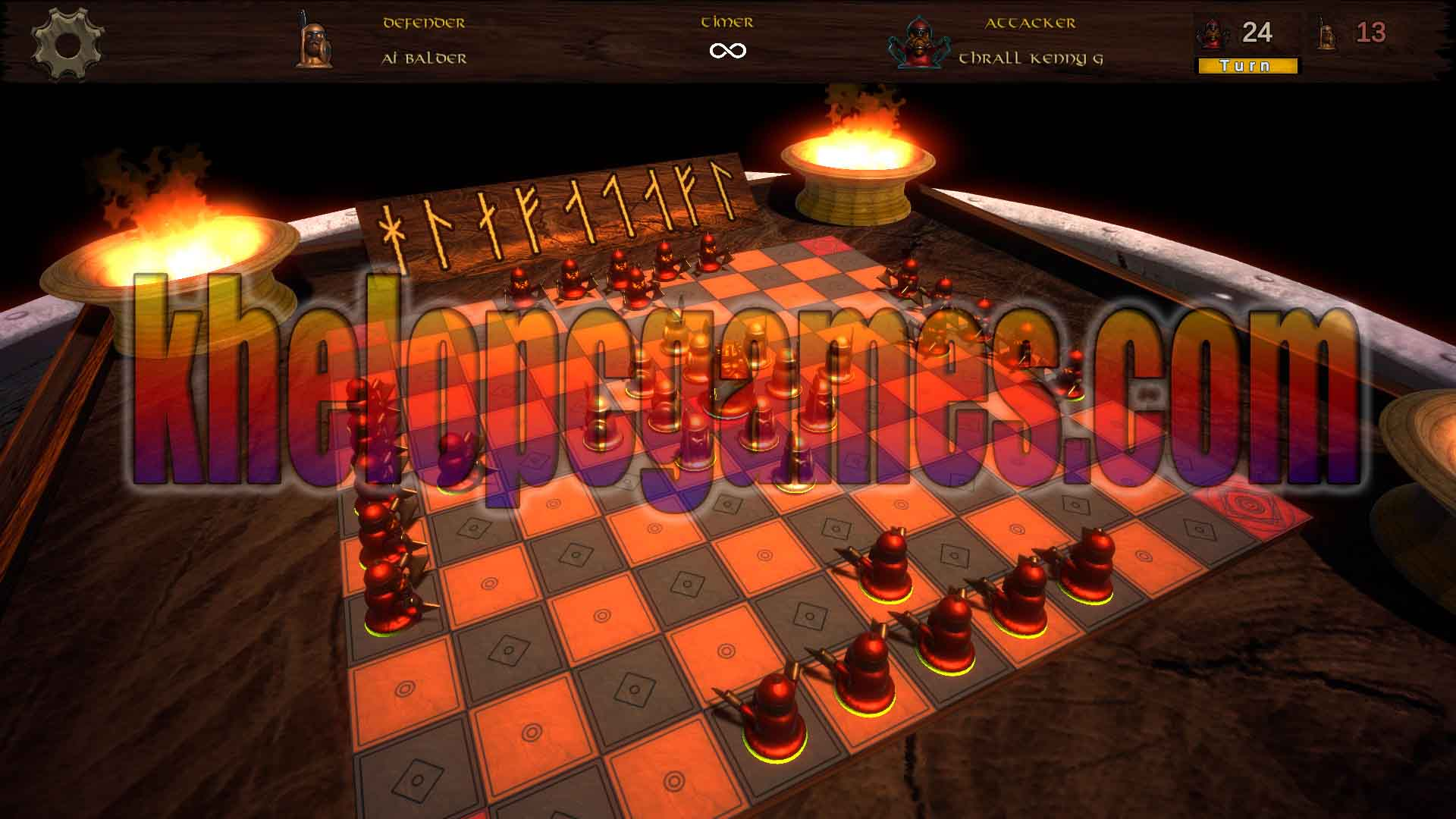 Viking Chess: Hnefatafl PLAZA 2020 Pc Game Free Download
