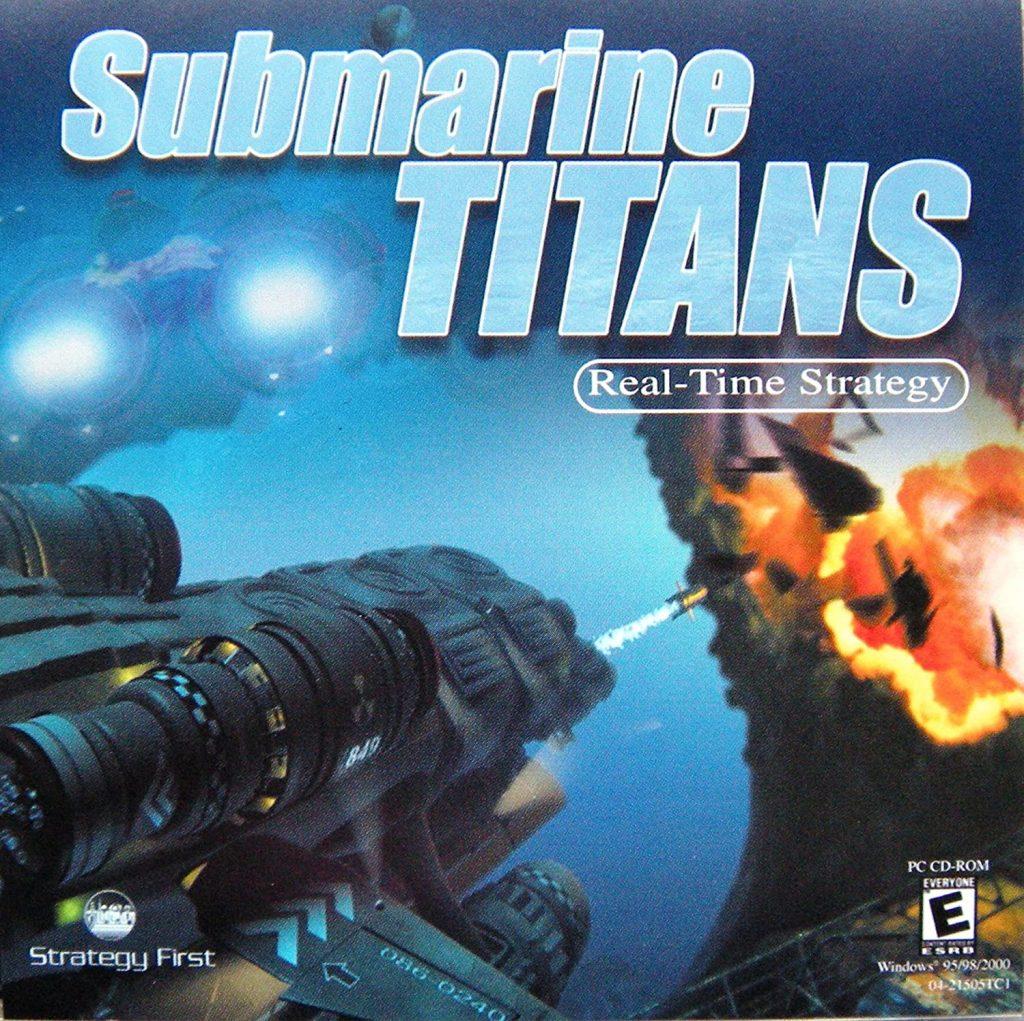Submarine Titans CODEX PC Game + Torrent Free Download
