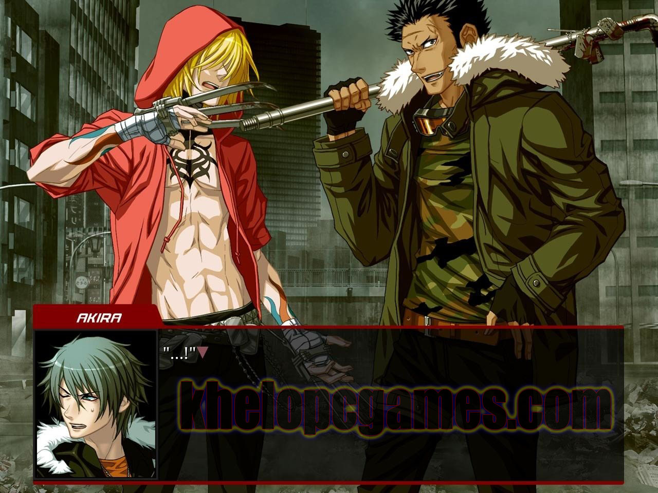 Togainu no Chi ~Lost Blood~ CODEX 2020 Pc Game Free Download