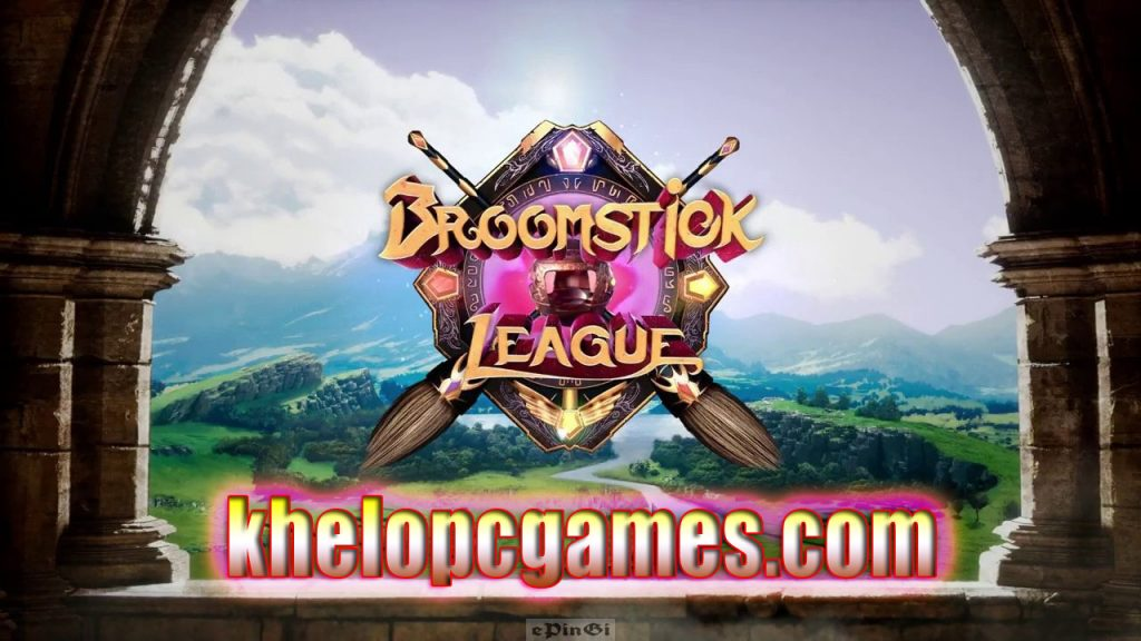 Broomstick League CODEX PC Game + Torrent Free Download