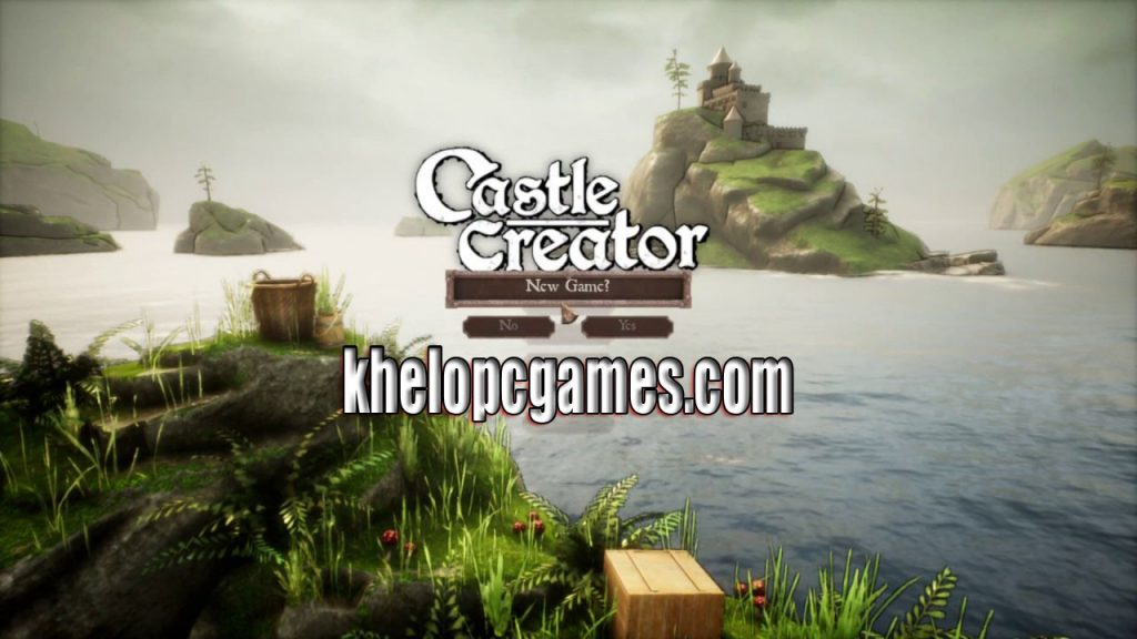 Castle Creator PLAZA PC Game +Torrent Free Download Full Version
